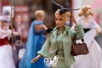 Muñeca Barbie de la películas Los Pájaros