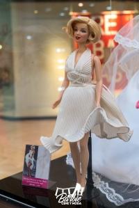 Muñeca Barbie de la actriz Marilyn Monroe