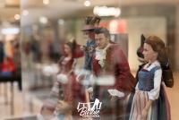 Muñeca de la exposición Barbie Cine y Moda