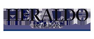 logotipo heraldo de aragón